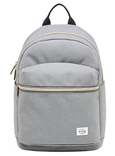 SMALAR Damen Basic Rucksack Einfacher Daypack | Passend für 12,5 Laptop | 35,5 x 24,5 x 13,8 cm | - Rucksack Minimalistischer