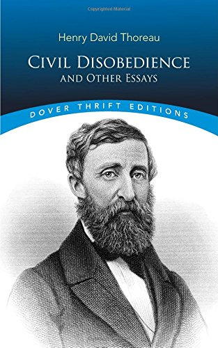 henry david thoreau thesis