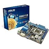 Asus 90-MIBHK0-G0EAY0KZ Mainboard Sockel 1155 (Intel H61, 2x DDR3 Speicher, PCI-e, mini-ITX, 4x USB 2.0)