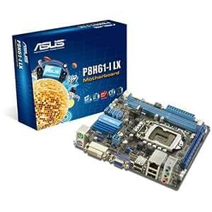 Asus P8H61-I LX R3.0 Carte mère Intel Mini ITX Socket 1155