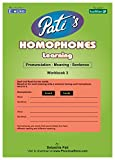 Pati's Homophones Learning 3 work book f...