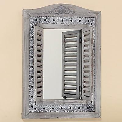 Spiegel Lindsay H73cm Material: Tanne+ Glas/lat.