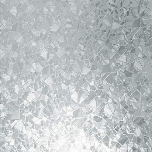 d-c-fix Folie Sichtschutzfolie Glas, Design Splinter, selbstklebend, 45 x 200 (Window Covering Ideen)