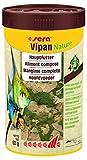 Sera Vipan Nature 250 ml das natürliche Hauptfutter ohne Farb- und Konservierungsstoffe, 80 g