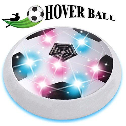 DMbaby Hover Ball, Spielzeug für 3- 12 Jahre alte Junge Mädchen Kinder Geschenke für Teen Jungen weiß Weihnachten NGDHB01