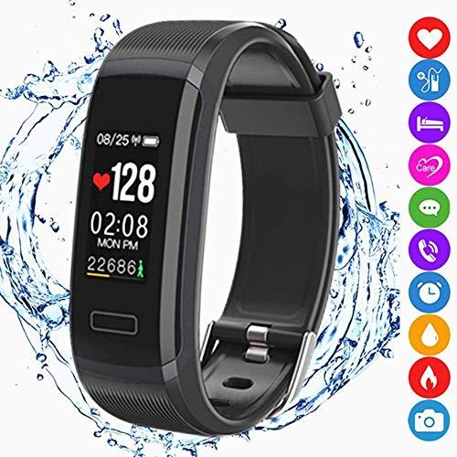 XUWLM Pulsera Fitness Tracker Activity Smart Bracelet Wristband Reloj Deportivo con podómetro...