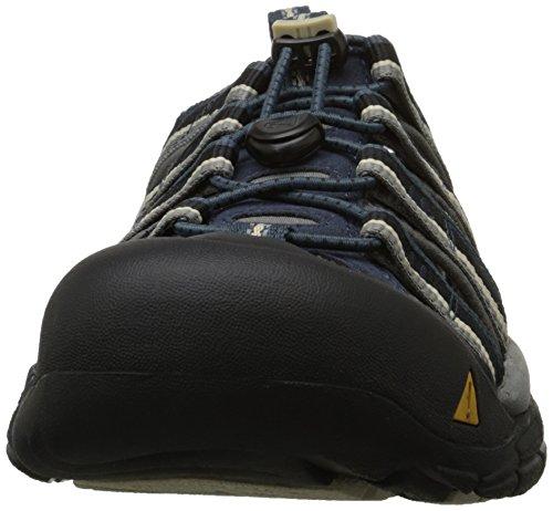 Keen Newport H2 Sandal de Marche - SS17 Midnight Navy/Feather Gray