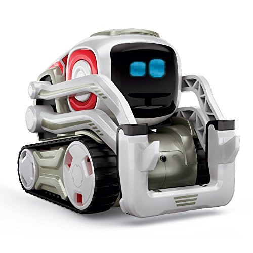 Anki Cozmo Robot by Anki - A Fun, Interactive Toy Robot, Perfect for Kids, White