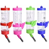 The DDS Store Mouth BPA-Free Cage Water Bottles for Rabbits, Ferrets, Guinea Pigs, Rats, Chinchillas, Hamsters, Mice, Hedgeho