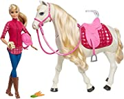 Mattel FRV36Mattel - Cavallo dei sogni. Barbie. FRV36 Specifiche:AttivitàBarbie e Fashion Doll PlaysetLineaPlaysetBrandBarbieNon adatto aEtà inferiore 36 mesiSolo uso domesticoInternoCodice articoloFRV36AssortitoNoColli1MaterialeCompositoAsse...
