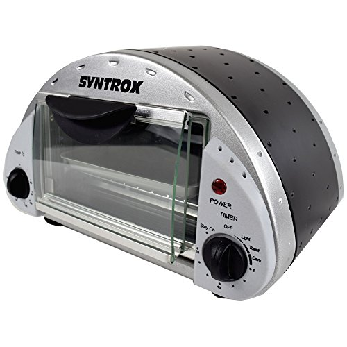 Syntrox Germany Back Chef 5 Liter Mini-Backofen - 5
