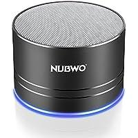 NUBWO A2 Bluetooth Altoparlante,Portatile Wireless V4.1 Speaker con 3,5mm Audio Altoparlanti con Supporto per iPad, Tablet