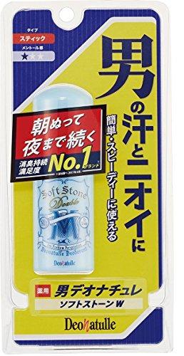 Deonatulle Soft Stone W for men (Deodorant
