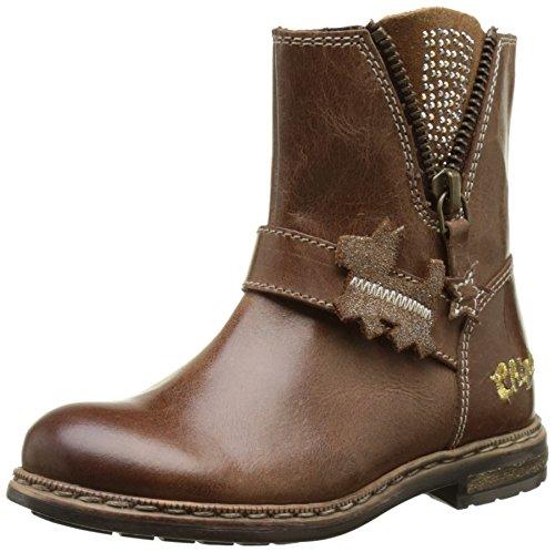 ChipieKazip - Stivali da Equitazione Bambina , marrone (Marrone (Marrone)), 25 EU