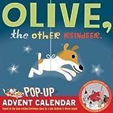 OLIVE, THE OTHER REINDEER - POP UP ADVENT CALENDAR