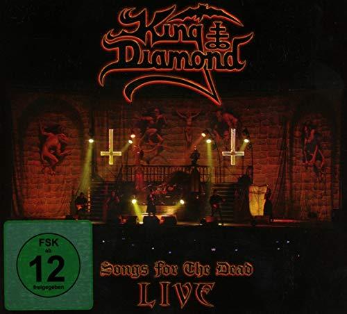 King Diamond: King Diamond-Songs for the Dead Live (Audio CD)