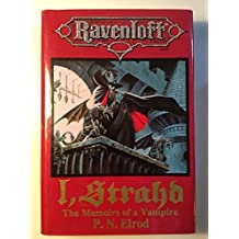 I, Strahd: Ravenloft Books by P. N. Elrod (1993-11-18)