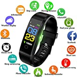 Fitness Tracker Watch with Heart Rate, Activity Band with Step Counter Sleep Monitor