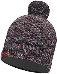 Original Buff - Knitted & Polar Hat Margo, multicolor