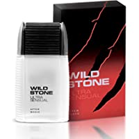 Wild Stone Ultra Sensual After Shave Lotion for Men 50ml
