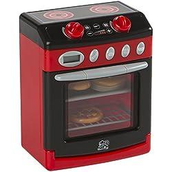 PlayGo - Chef horno eléctrico multifunciones (Colorbaby 42046)