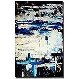 Cuadros de Pintura Abstracta, medidas 150x50cm