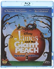 James and The Giant Peach BD