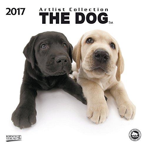 Preisvergleich Produktbild The Dog 2017: Broschürenkalender mit Ferienterminen