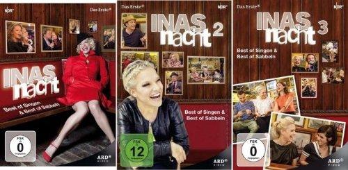 Best of Singen & Best of Sabbeln - Set 1-3 (6 DVDs)