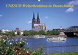 UNESCO Welterbestätten in Deutschland (Wandkalender 2019 DIN A2 quer): Zeugnisse kulturhistorischer Bauten und Naturstätten (Monatskalender, 14 Seiten ) (CALVENDO Orte)