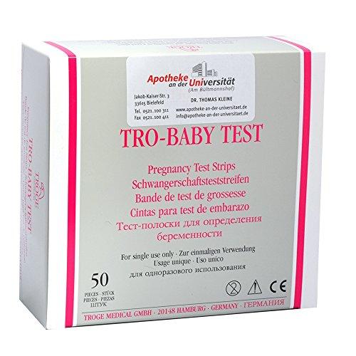 Sex schwangerschaftstest nach Schwangerschaftstest ab