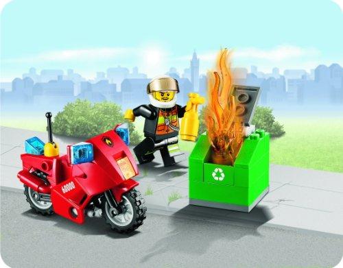 Imagen 1 de LEGO CITY 60000 - Moto de Bomberos