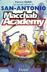 Macchab Academy : Les nouvelles aventures de San-Antonio (Littérature Française)