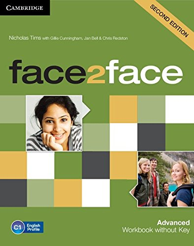 face2face Advanced Workbook without Key Second Edition