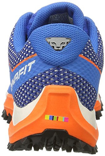DYNAFIT Trailbreaker, Scarpe da Trail Running Uomo Multicolore (Sparta Blue/fluo Orange)