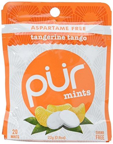 Pur Mints Tangerine Tango - 2 Pack - 20 Mints Per Pouch