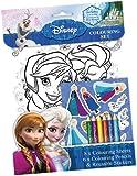 Anker Disney Frozen Colouring Kit