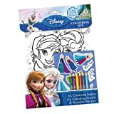 Anker ANKFNCST - Frozen Colouring Set - Malset