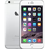 Apple iPhone 6 Plus, Silver, 128 GB (AT&T)(US Version imported by uShopMall U.S.A.)