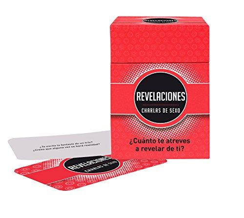tease & please Erotisches Kartenspiel Revelaciones Charlas De Sexo ES Spanisch