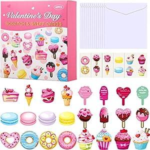 Tarjetas de San Valentín para