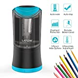 Best Electric Pencil Sharpeners - Electric Pencil Sharpener with Durable Helical Blade to Review
