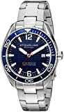 Stuhrling Original Aquadiver Analog Blue Dial Men's Watch - 515.03 best price on Amazon @ Rs. 5555