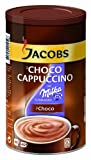 Jacobs Cappuccino Kaffee Choco, Dose, 6er Pack (6 x 500 g)