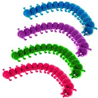 Ark Toys Mega Stretch Caterpillar Toy