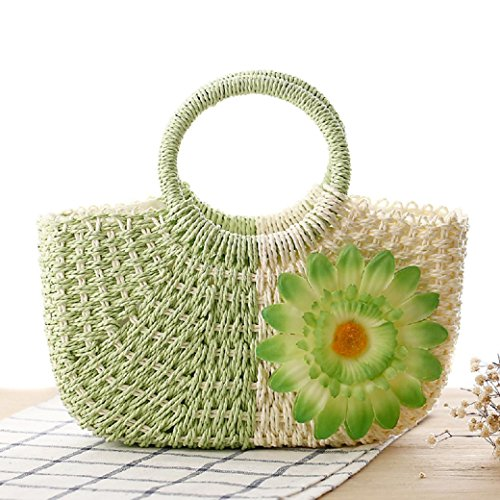 FAIRYSAN, Borsa a mano donna green fruit green fruit