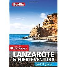 Berlitz Pocket Guide Lanzarote & Fuerteventura (Berlitz Pocket Guides)