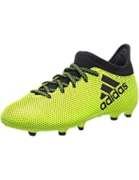 reputable site 3fecc b5236 adidas X 17.3 FG J, Chaussures de Football garçon
