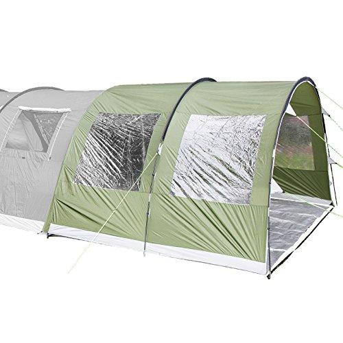 skandika gotland 5 canopy - green