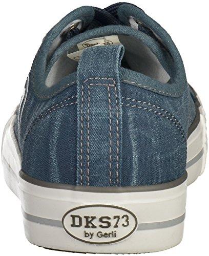 Dockers by Gerli Herren 30pr029-790200 Sneaker Blau